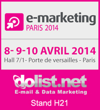 Dolist au salon E-Marketing