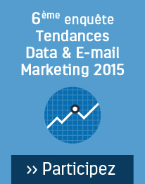Participez au baromètre 2015 Tendances Data & E-mail Marketing en France