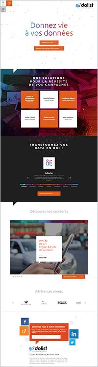 Nouveau site Internet Dolist
